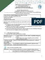 Est. Sociales 9-1 GTA 1, UPJCV