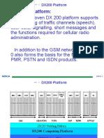 Nokia DX200 Platform