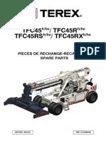 Peças de Reposição - TFC45