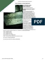 principe de numérotation des pompes et des injecteurs
