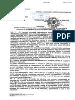 Procedura Privind Modalitatea de Comunicare a Rezultatelor Candidatilor La Admiterea in Invatamantul Liceal