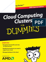 cloud computing clusters for dummies
