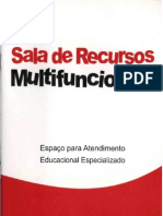 SALA DE RECURSOS MULTIFUNCIONAIS