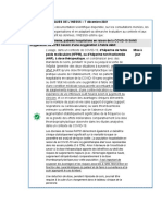 COVID-19 INESSS et Anticoagulants en dose thérapeutique