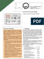 Unidad FH manual