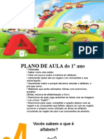 Novo Slide 1.04 Alphabet for Kids Infographics by Slidesgo