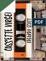 Edgardo Scott. Cassette Virgen, Fragmento
