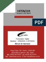Siae User Manual Cr6g5hc Cr7g5hc