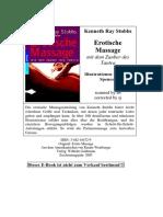 Erotische Massage - Mit Dem Zauber Des Tantra - Kenneth Ray Stubbs, Louise-Andree Saulnier