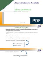 Aula 2 - Poluição - definição e contextualização