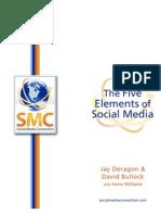 Five Elements of Social Media