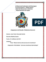 Didactica Genreral- Guia practica I