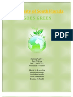 Team 3 - USF Going Green White Paper Project[1]