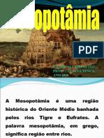 MESOPOTAMIA - História