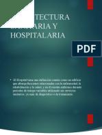 2.Arquitectura Sanitaria y Hospitalaria