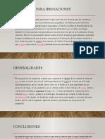 ELEMENTOS GEOMETRICOS DE UN CANAL - SESION N°04-I