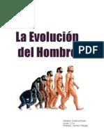 Informe Evolucion del Hombre Cris