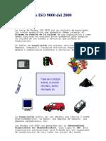 Norma ISO9000 de 2000 definiciones