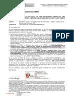 OFICIO CIRCULAR Nº 183-2021-DG-DIGEP-MINSA. Reiterativo. Emisión de Resoluciones de conformidad