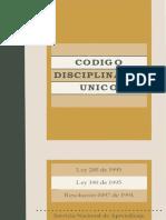 COSD de 1995