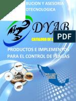 CATALOGO DYAB 2019
