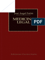 Patito Jose Medicina Legal- LIVRO GERAL