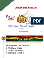 Unidad 1_ppt_org Del Estado Plurinac de Bolivia