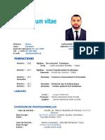 Cv Amine Dardouri FRANCAIS (1)