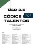 Codice deTalentos 3.5