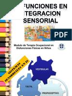 Integración sensorial Clase