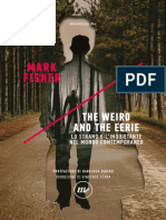 Mark Fisher the Weird and the Eerie. Lo Strano e l Inquietante Minimum Fax 2018 08