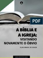 A Bíblia e a Igreja