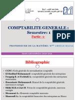 Comptabilité Générale-S1-Partie 1- Sections D Et E -Pr AMZILE Rajaa-PDF