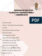ADMON PUBLICA GPOCI EQ5 EV1