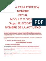Proyecto Integrador M16