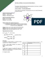 Aula 2 Estrutura atômica e Ligação Interatômica