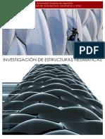 investigación de estructura no convencional neumática