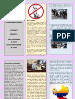 folleto catedra ACT7