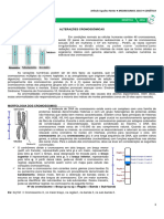 14 - Alterações Cromossômicas
