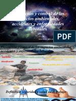 Prevención y Control de Los Impactos Ambientales,