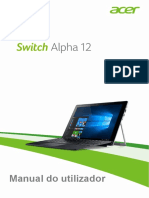 manual acer alpha switch 12