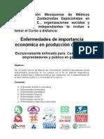 Enfermedades de Importancia Económica en Producción Cunícola