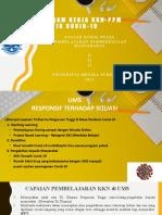PERSIAPAN KKN MAHASISWA UMS 2021