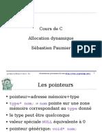 Cours de C. Allocation Dynamique. Sébastien Paumier