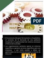 REINGENIERIA HOSPITALARIA
