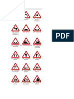 sinalização
