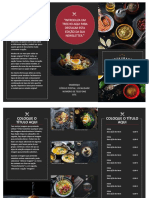 Brochura Restaurante