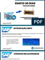 03 - Desafio 31 Dias - Mr11