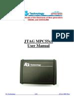 FGTech JTAG MPC55xx User Manual