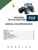 REPARAÇÃO TM 7010-7020-7030-7040